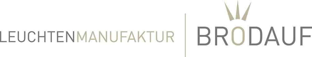 Logo Leuchtenmanufaktur Brodauf GmbH